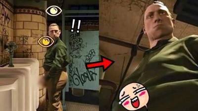 Twitch禁播遊戲《喝茶公廁》 在小便男眼神中尋找清槍慾望
