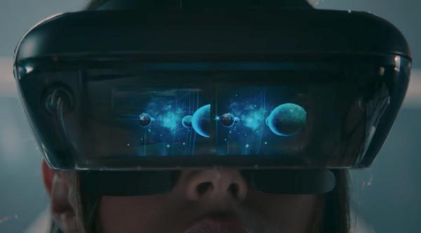 聯想將推《星際大戰》AR擴增實境裝置。(圖/翻攝自 Youtube)