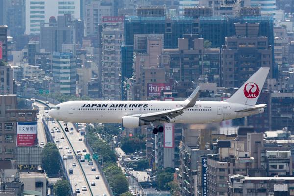 ▲日本航空。(圖/記者季相儒攝)