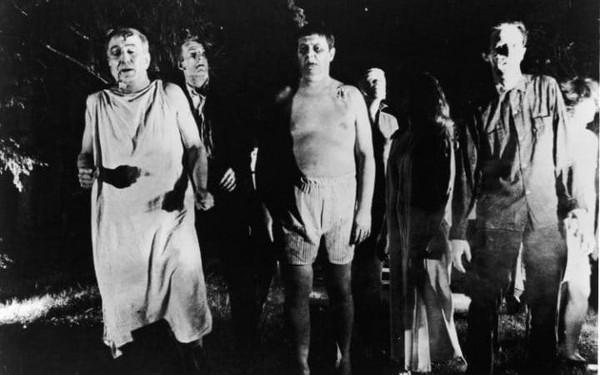 ▲喬治羅密歐的代表作《活死人之夜》。(圖/劇照)