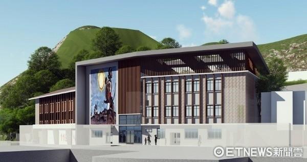 ▲桃園市興建復興區「巴陵綜合行政中心」,成為市府後山指揮所。(圖/新工處提供)
