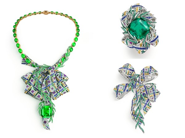 ▲Chaumet est une fête頂級珠寶(圖/品牌提供)