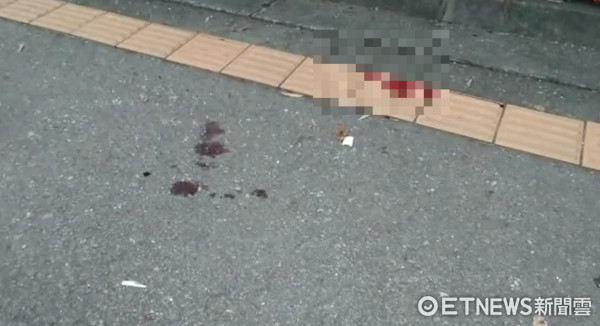 ▲涉嫌駕車追撞造成死一重傷的洪姓男子,被台南市警四分局警方逮捕。(圖/記者林悅攝)