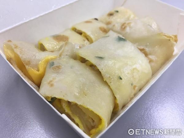 ▲▼蛋餅,起士蛋餅,豬排蛋餅。(圖/記者陳亭伃攝)
