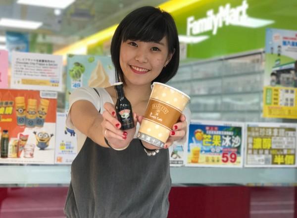 ▲▼夏日必喝! 限量「冰奶酒拿鐵」超商獨家           。(圖/業者提供)
