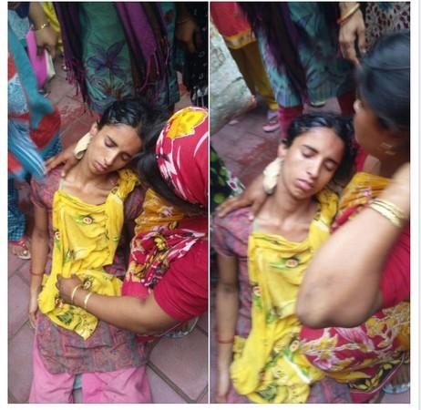▲▼ 印度女傭比比被指控偷錢,還遭到雇主虐打。(圖/翻攝自臉書/Nilanjana Bhowmick)