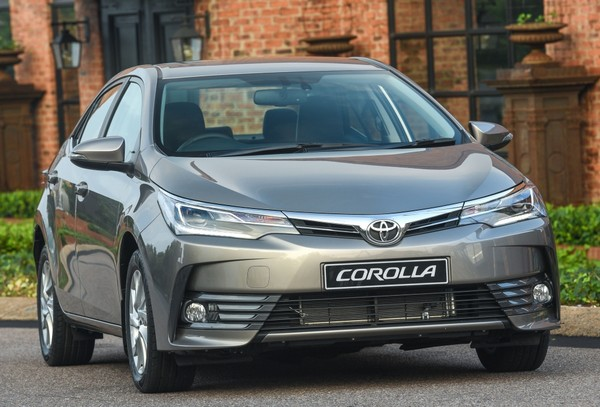 神車改搭渦輪有無搞頭?豐田Corolla宣告2018大改款再戰(圖/翻攝自Toyota)
