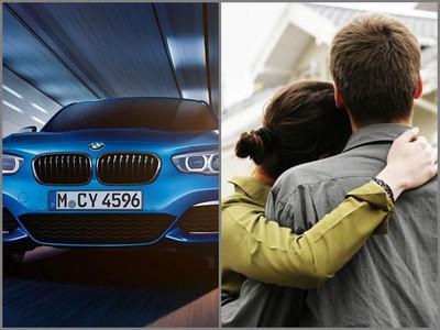房子vs車子!男友有150萬該先買什麼? 網論戰:開BMW好把妹