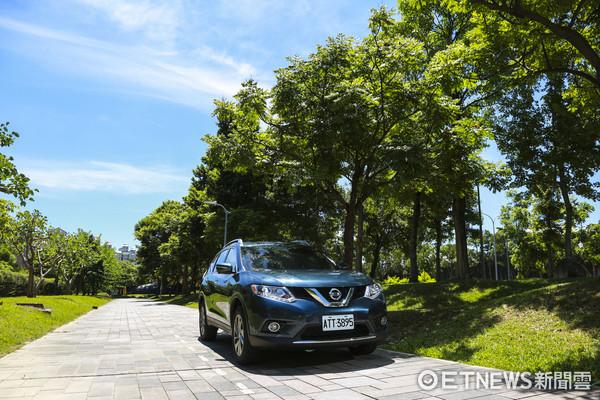 ▲▼0719 Nissan X-Trail試車廣編稿。(圖/記者黃克翔攝)