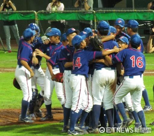 ▲2011首屆U12世界少棒賽中華隊奪冠。(圖/記者楊舒帆攝)