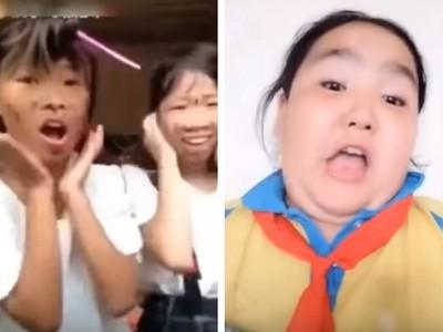 小學生模仿網紅「一秒完妝」 化妝技術好到...看不出差別