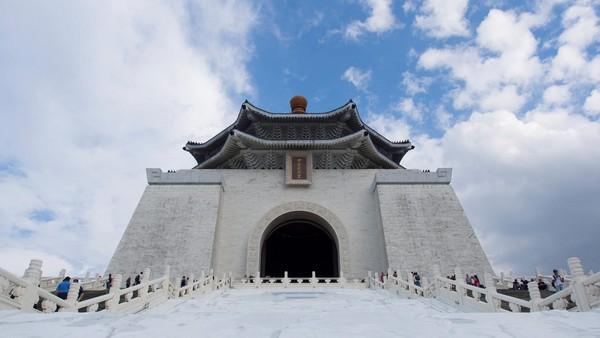 中正紀念堂(圖/及時雨提供)