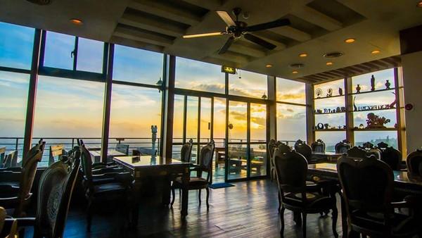 觀天下景觀餐廳(圖/翻攝自觀天下景觀餐廳粉絲團)