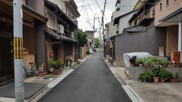 京都街景。(圖/及時雨攝)