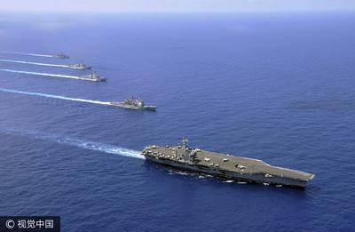 中國無視南海仲裁 仍稱霸南海