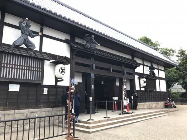 東映太秦映畫村。(圖/matcha)