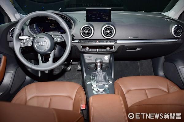 232萬元起坐擁四環豪華旗艦SUV!全新奧迪Q5正式在台上市(圖/記者游鎧丞攝)