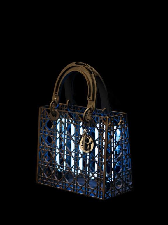 ▲Lady Dior As Seen By藝術展(圖/品牌提供)
