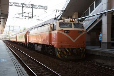 台鐵9日12時前「彰化以北對號列車」停駛