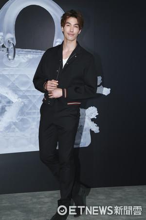 ▲▼Lady Dior藝術展星光大道-錦榮。(圖/記者黃克翔攝)