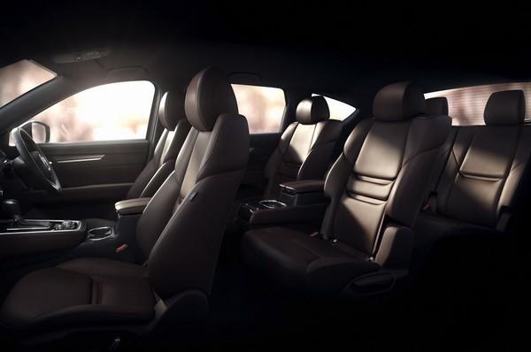 日本九月發表,未來可望推出海外版本!馬自達CX-8即將亮相(圖/翻攝自Mazda)
