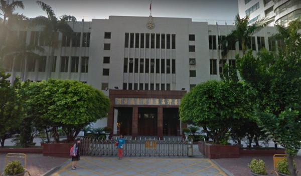 ▲▼高等法院臺南分院,臺南高等法院,台灣高等法院,台南分院。(圖/翻攝自GoogleMap)