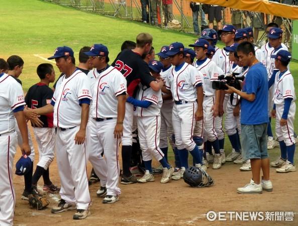 ▲2013年第2屆U12中華隊。(圖/記者楊舒帆攝)