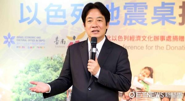 ▲▼台南市長賴清德在新系大老遊說下,點頭接任閣揆。(圖/資料照)