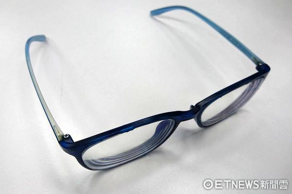 ▲眼鏡。(圖/記者張慶輝攝)