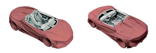 經典跑車S2000後繼有「人」?本田ZSX歐洲專利圖意外曝光!(圖/翻攝自Honda)
