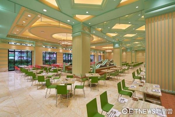 全台最大吃到飽餐廳新開幕 高雄LV森林百匯500道菜無限吃
