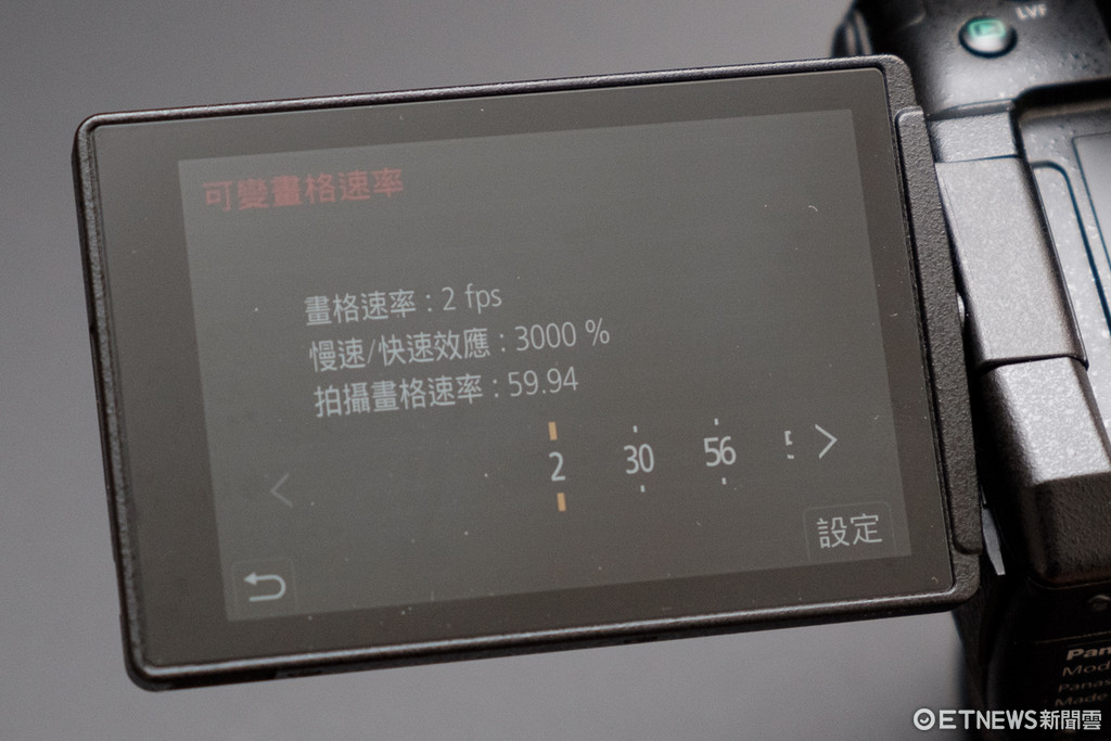 Panasonic GH5 微單眼實測。(圖/記者莊友直攝)