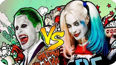 《小丑vs小丑女》電影要來了,兩戲精讓你一次看個夠