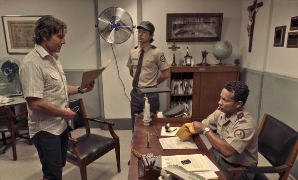 ▲▼「阿湯哥」湯姆克魯斯新片《美國製造》劇照。(圖/UIP提供)