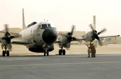 美軍機繞台!EP-3E離恆春半島僅12海浬