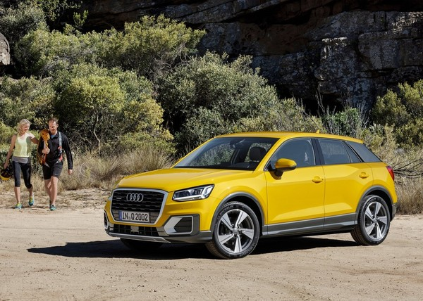 139萬元預接單價出爐!奧迪Q2專打年輕人市場(圖/翻攝自Audi)