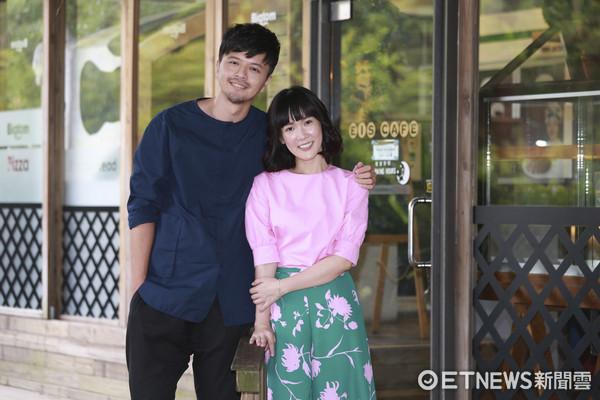 ▲▼ 專訪江常輝、孫可芳《五味八珍的歲月》演員。(圖/記者黃克翔攝)