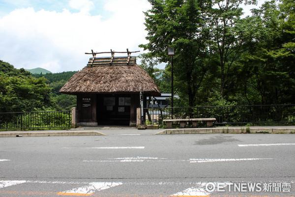 ▲▼九州熊本黑川溫泉。(圖/記者王致凱攝)