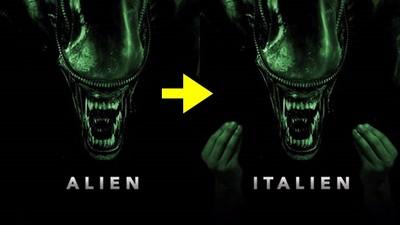 無違和!讓電影一秒變「義大利風格」只要把五指併攏