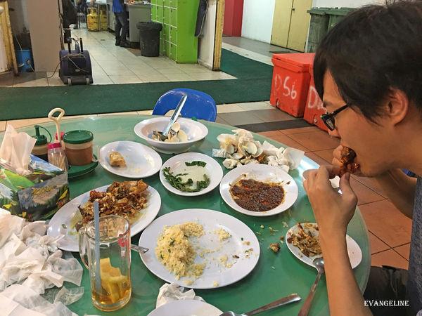 馬來西亞沙巴六天五夜。(圖/Evan)