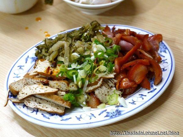 ▲台北中山廖家牛肉麵店。(圖/三高Sir提供)