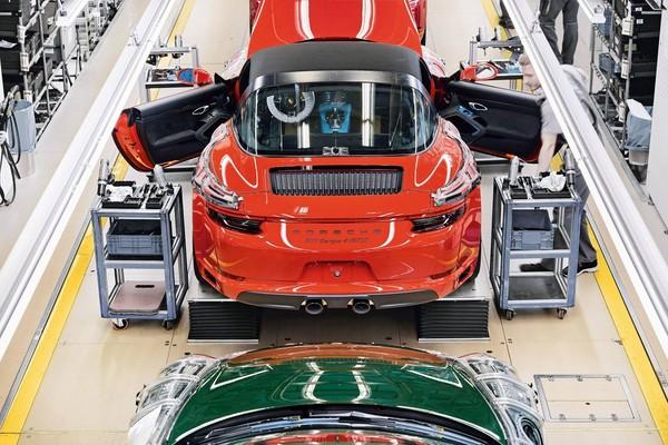 第999,999輛保時捷911正式交付!名花有主落居加拿大(圖/翻攝自Porsche)