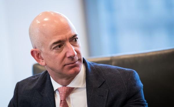 ▲▼亞馬遜(Amazon)創辦人兼執行長貝佐斯(Jeff Bezos)。(圖/CFP)