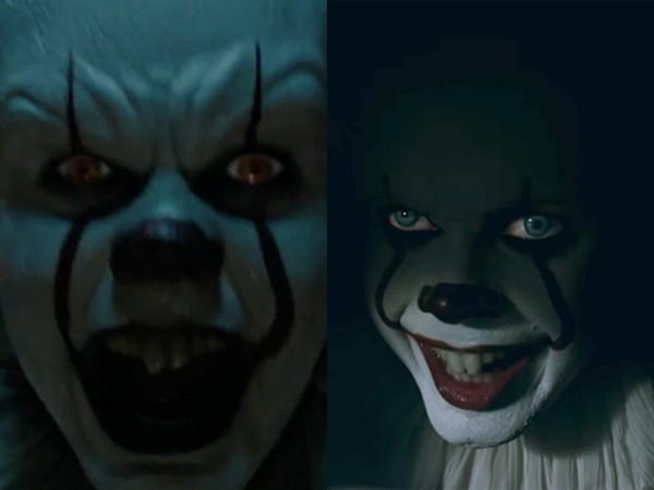 ▲▼史蒂芬金小說改編,恐怖小丑電影《牠》(IT,靈異魔咒)預告。(圖/翻攝自Youtube)