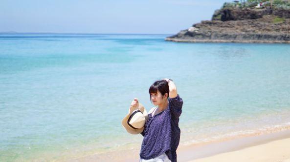 澎湖海景,山水沙灘。(圖/IG@cm166.6提供,請勿任意翻攝以免侵權)