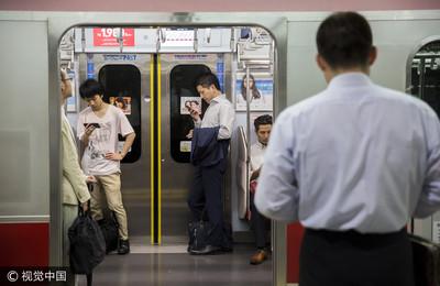 日本地鐵手提行李安檢最快2月實施
