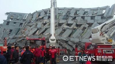 維冠金龍大樓倒塌 5被告二審仍判5年