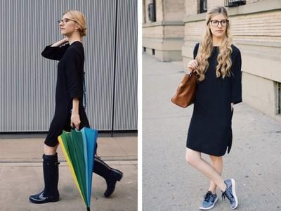 她挑戰「一件洋裝穿一整個月」 換穿新衣服反被同事嫌怪
