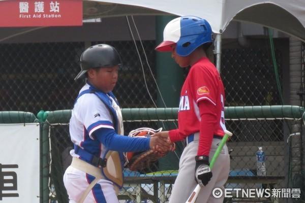 ▲U12南韓要體驗不同球風。(圖/記者楊舒帆攝)