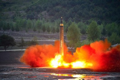 北韓再試射 美官員:疑短程飛彈